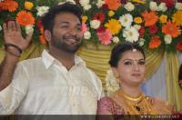 Saranya Mohan Reception photos (8)