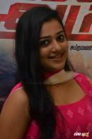 Samskruthy Shenoy at Vil Ambu Audio Launch (1)