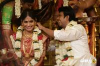 Vijayalakshmi marriage photo