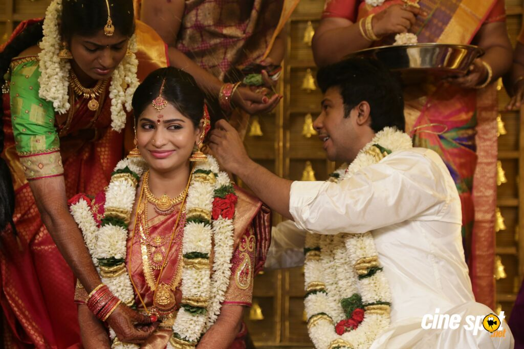 vijayalakshmi wedding photos 6