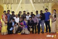 Actress Vijayalakshmi wedding reception pics (10)