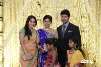 Actress Vijayalakshmi wedding reception pics (16)