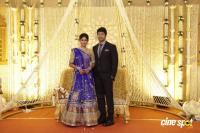 Actress Vijayalakshmi wedding reception pics (17)