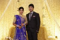 Actress Vijayalakshmi wedding reception pics (18)