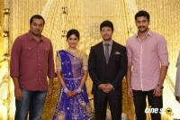 Actress Vijayalakshmi wedding reception pics (20)
