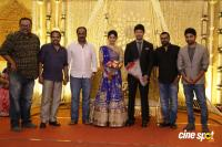 Actress Vijayalakshmi wedding reception pics (23)