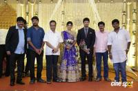 Actress Vijayalakshmi -Feroz Wedding Reception  (31)