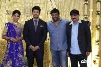 Actress Vijayalakshmi -Feroz Wedding Reception  (35)