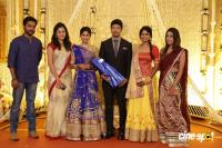Actress Vijayalakshmi -Feroz Wedding Reception  (36)