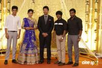 Actress Vijayalakshmi -Feroz Wedding Reception  (37)
