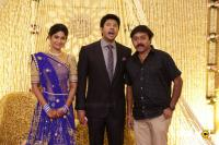 Actress Vijayalakshmi -Feroz Wedding Reception  (39)