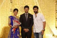 Actress Vijayalakshmi -Feroz Wedding Reception  (40)