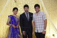 Actress Vijayalakshmi -Feroz Wedding Reception  (42)