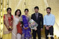 Actress Vijayalakshmi -Feroz Wedding Reception  (44)