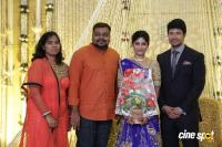Actress Vijayalakshmi -Feroz Wedding Reception  (45)
