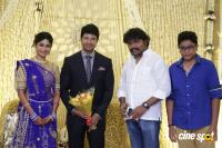 Actress Vijayalakshmi -Feroz Wedding Reception  (46)