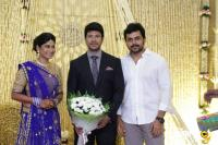 Actress Vijayalakshmi marriage reception pics (4)