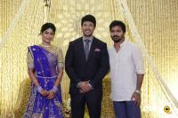 Actress Vijayalakshmi marriage reception pics (6)