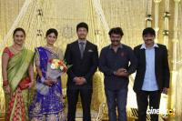 Actress Vijayalakshmi marriage reception pics (8)