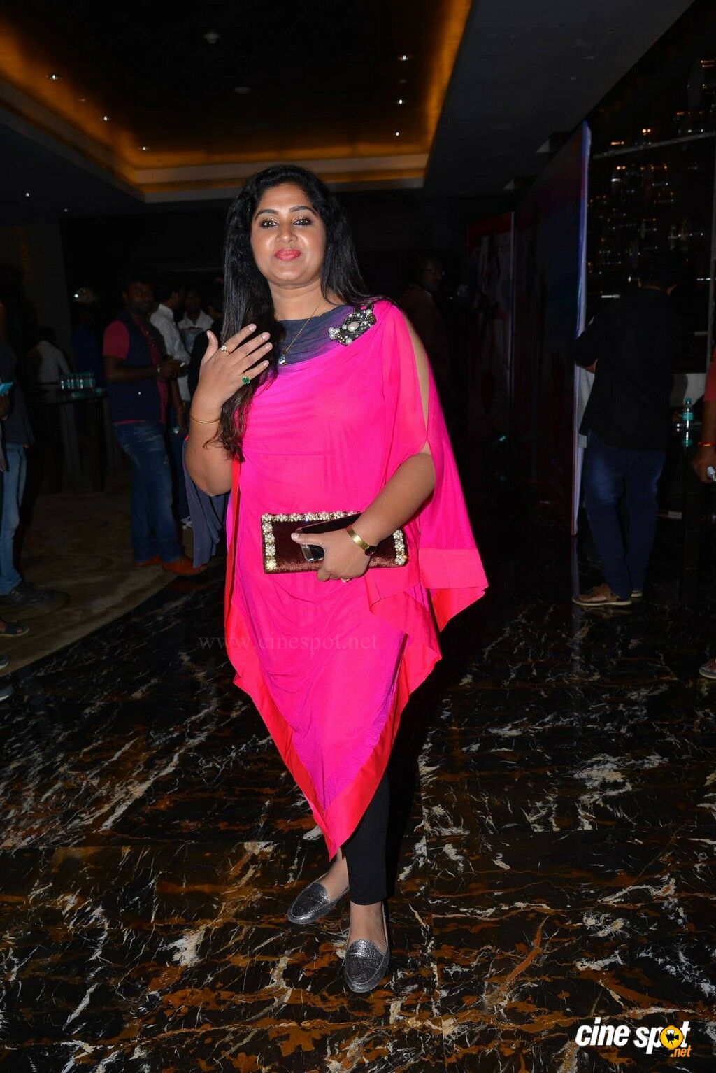 Shailaja Priya at Sher Audio Launch (1)