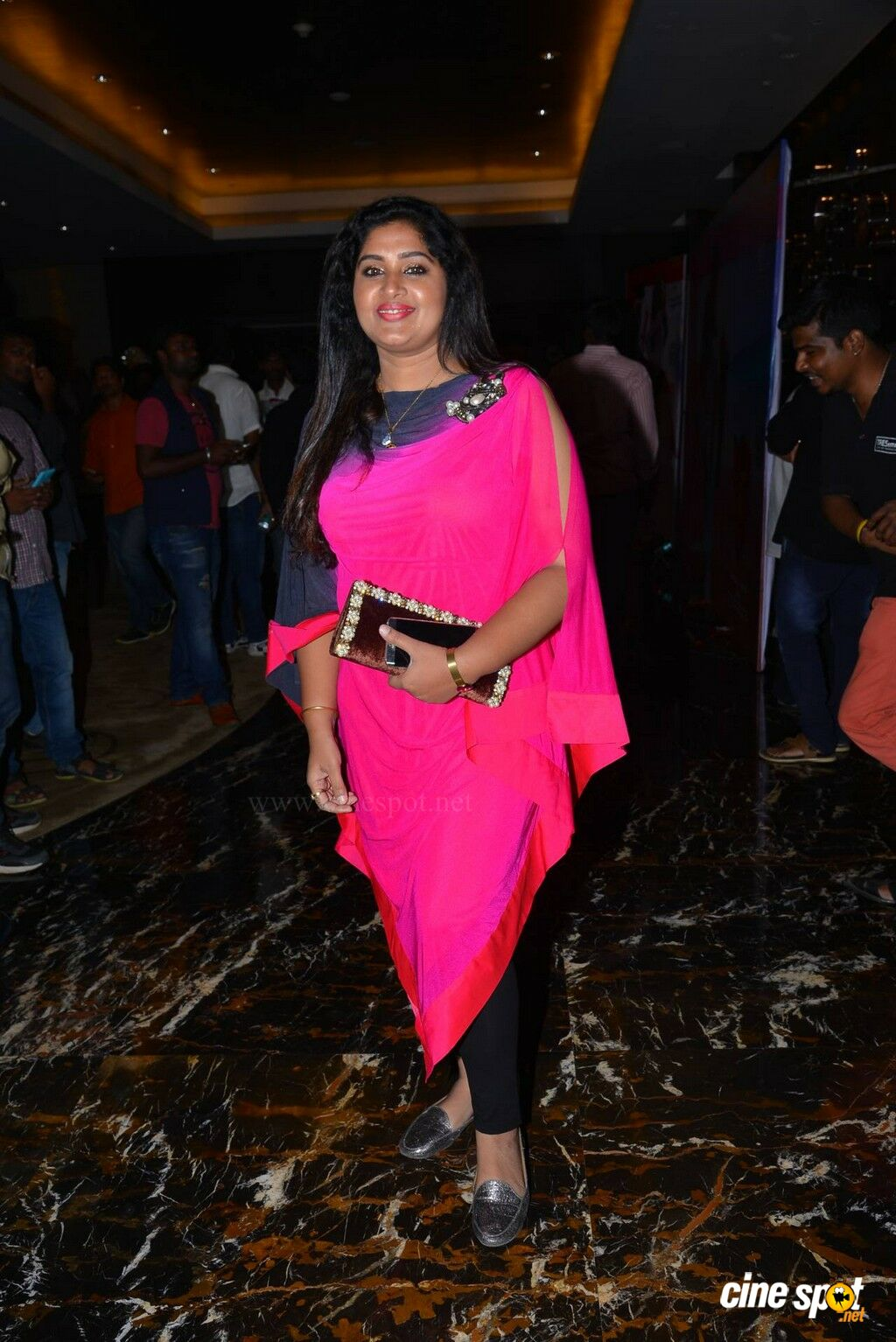 Shailaja Priya at Sher Audio Launch (3)