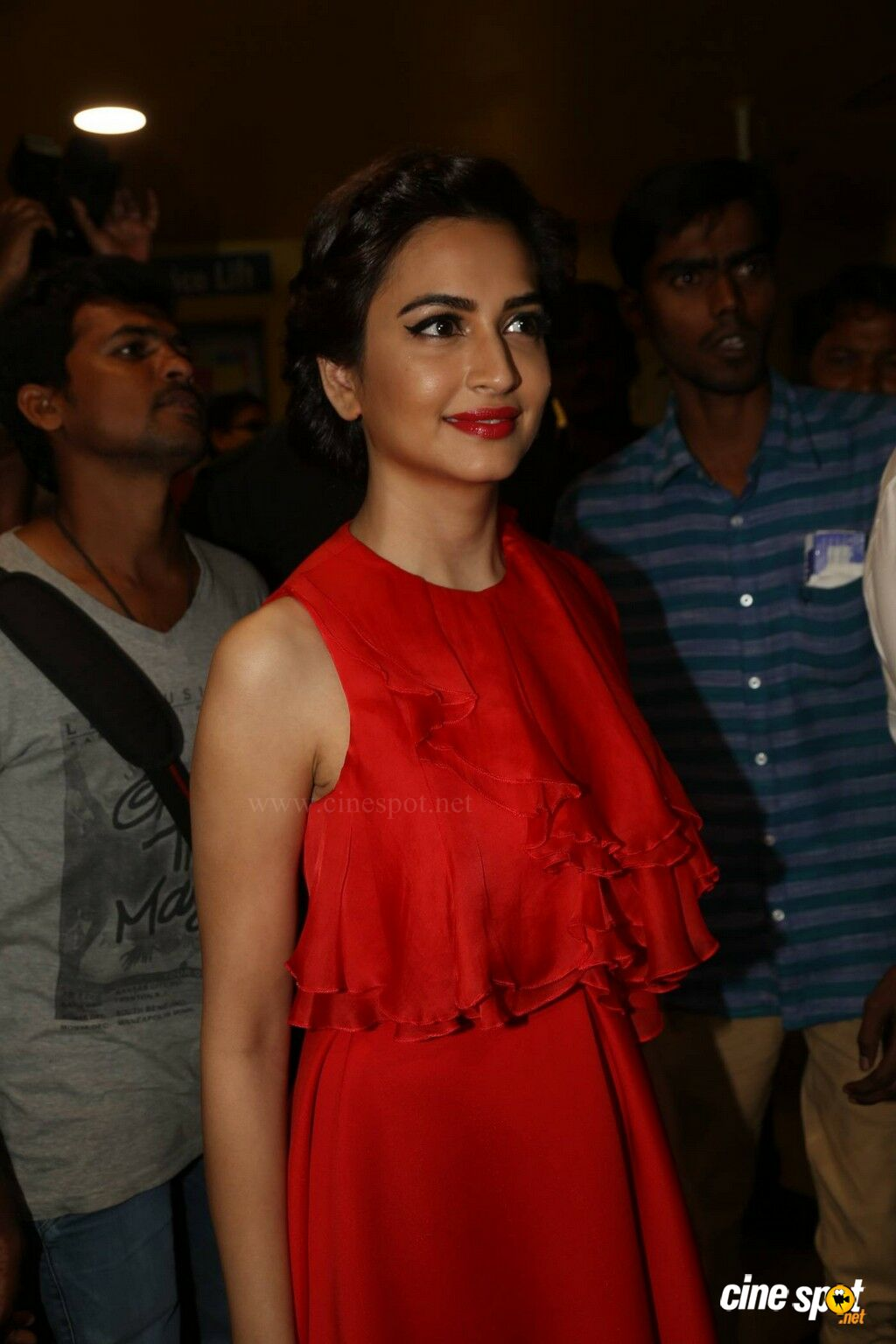 Kriti Kharbanda at Bruce Lee Premiere Show (10)