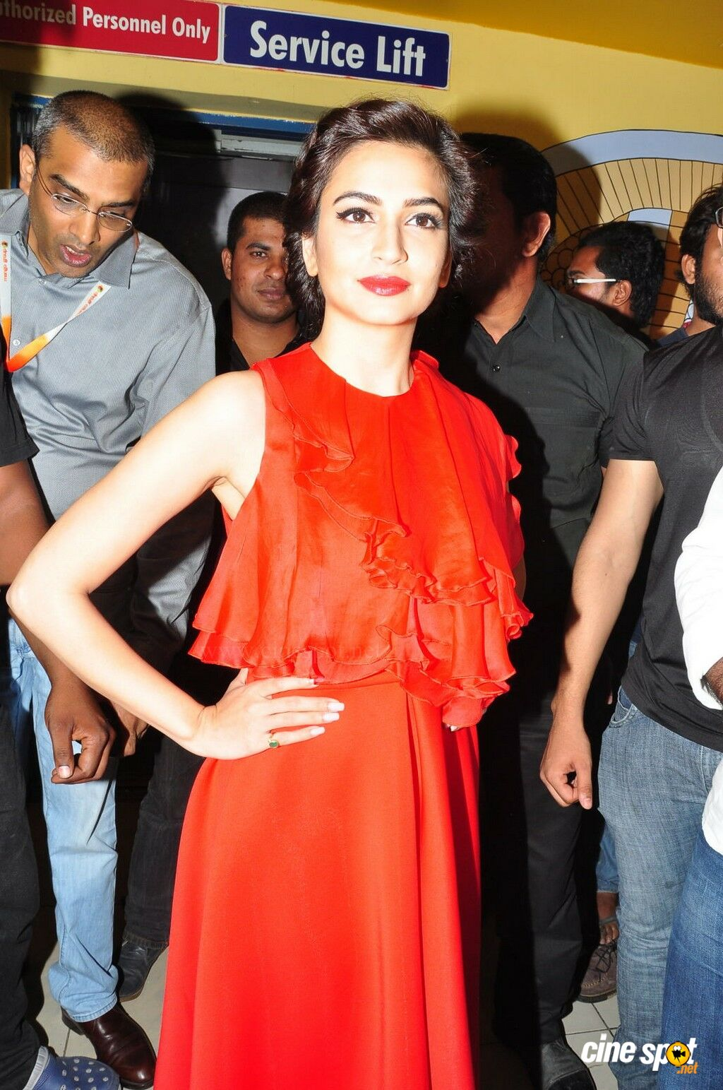 Kriti Kharbanda at Bruce Lee Premiere Show (15)