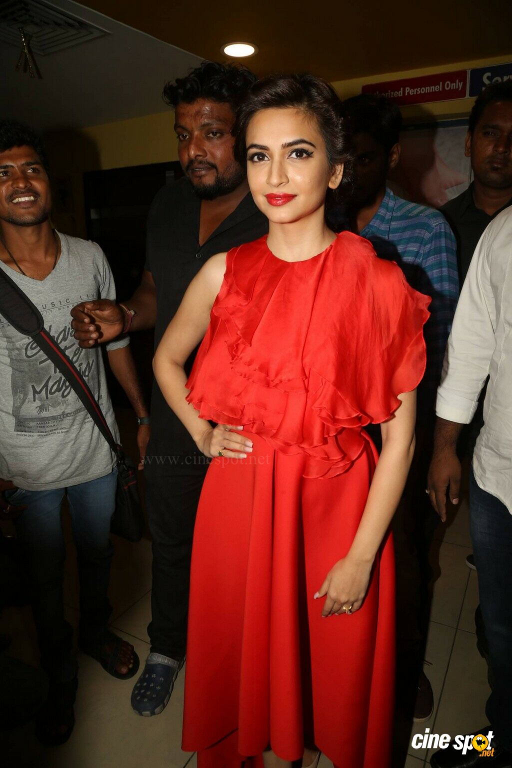 Kriti Kharbanda at Bruce Lee Premiere Show (2)