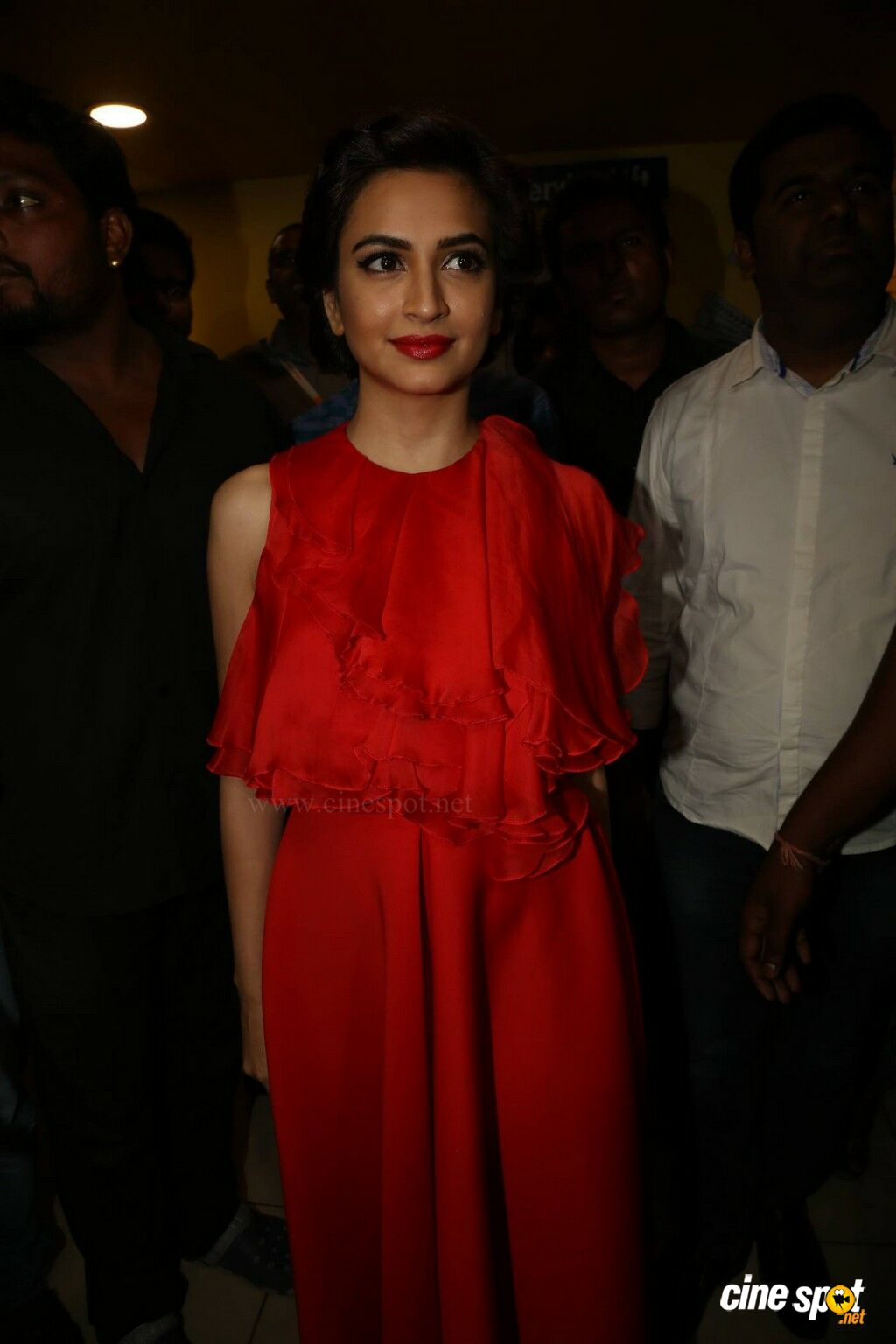 Kriti Kharbanda at Bruce Lee Premiere Show (7)