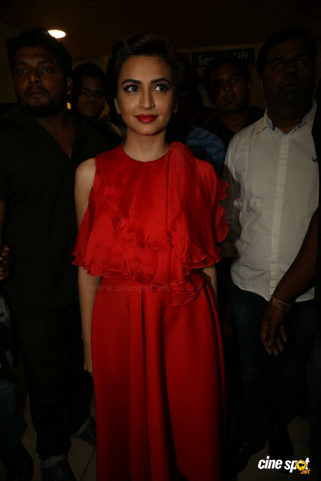 Kriti Kharbanda at Bruce Lee Premiere Show (8)