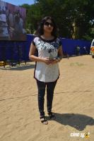 Sukanya at Nadigar Sangam Election Day (1)