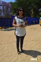 Sukanya at Nadigar Sangam Election Day (2)