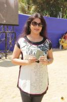 Sukanya at Nadigar Sangam Election Day (5)