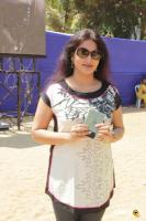 Sukanya at Nadigar Sangam Election Day (6)