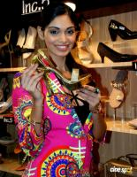Aafreen Vaz at Wedding & Festive Footwear Collection Launch (10)