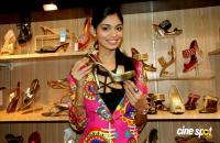 Aafreen Vaz at Wedding & Festive Footwear Collection Launch (12)