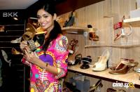 Aafreen Vaz at Wedding & Festive Footwear Collection Launch (13)