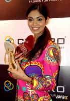 Aafreen Vaz at Wedding & Festive Footwear Collection Launch (2)