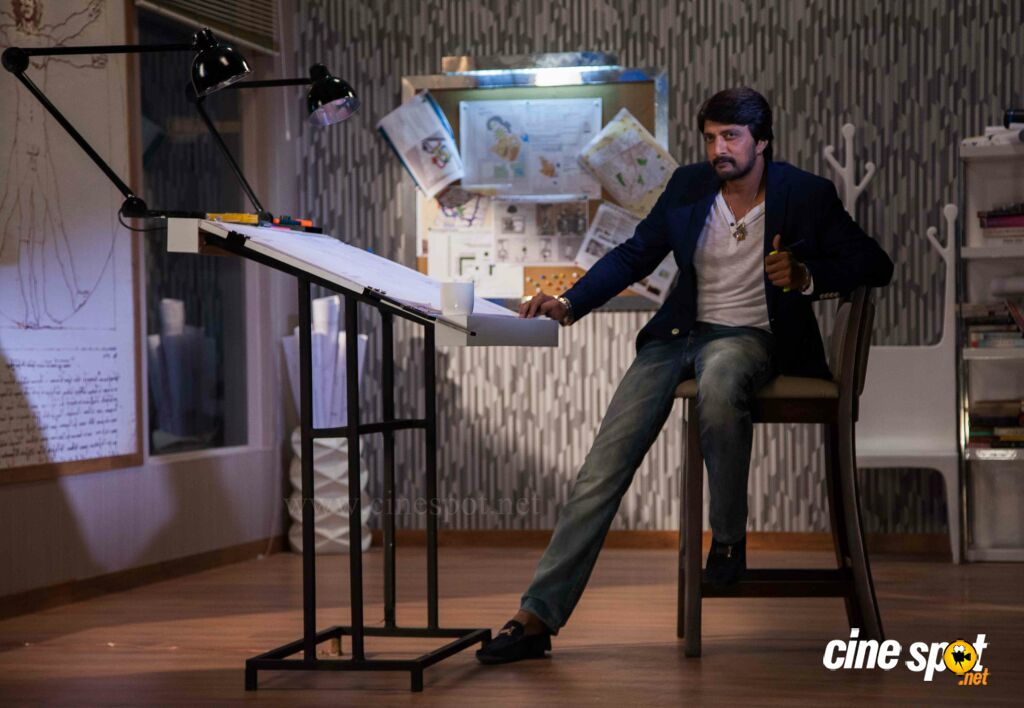 Sudeep in Bigg Boss Season 3 (4)