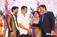Prajwal & Ragini Wedding Reception (10)