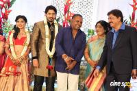 Prajwal & Ragini Wedding Reception (28)