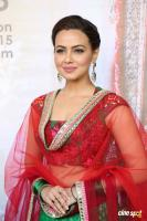 Sana Khan at Page 3 Lifestyle Exhibition Launch (10)