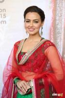 Sana Khan at Page 3 Lifestyle Exhibition Launch (11)
