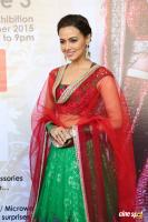 Sana Khan at Page 3 Lifestyle Exhibition Launch (14)