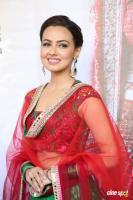 Sana Khan at Page 3 Lifestyle Exhibition Launch (16)