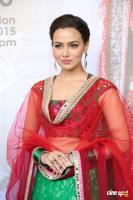 Sana Khan at Page 3 Lifestyle Exhibition Launch (18)