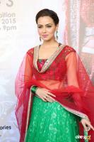 Sana Khan at Page 3 Lifestyle Exhibition Launch (28)