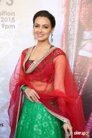 Sana Khan at Page 3 Lifestyle Exhibition Launch (30)