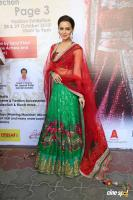 Sana Khan at Page 3 Lifestyle Exhibition Launch (31)