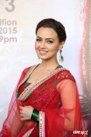 Sana Khan at Page 3 Lifestyle Exhibition Launch (34)